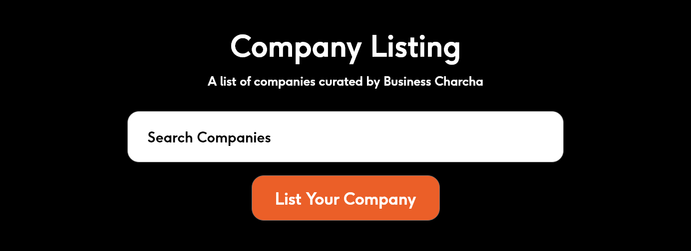 Search Your Company Here