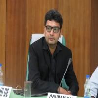 Dr Deborshi De