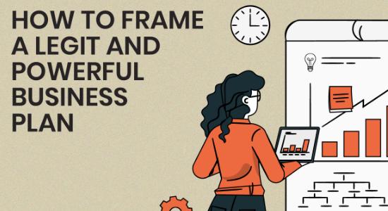 Frame Powerful Business Plan