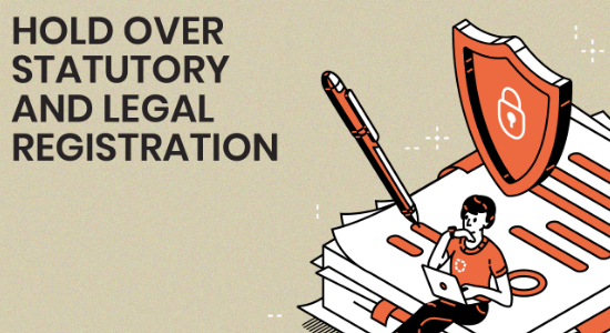 Legal Registration